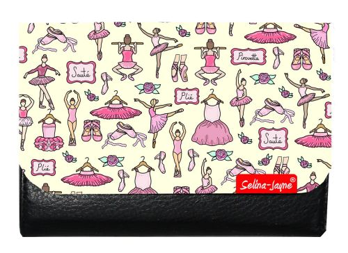 Selina-Jayne Ballet Limited Edition Designer Small Purse
